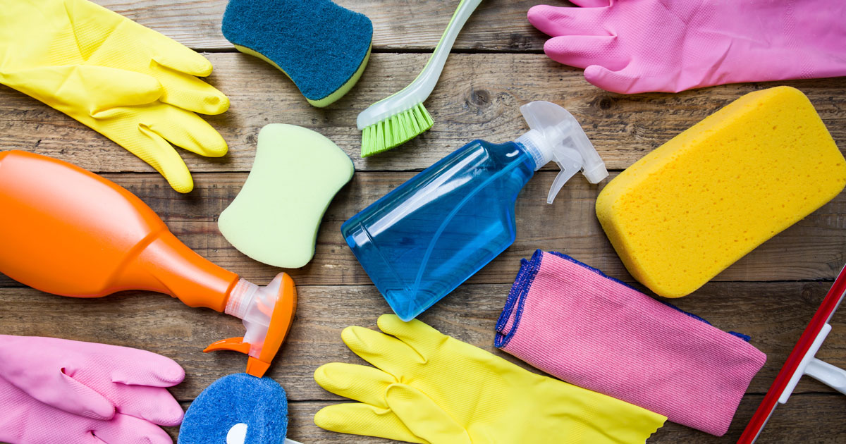 Cleaning Chores and COPD: Save Your Energy While Cleaning